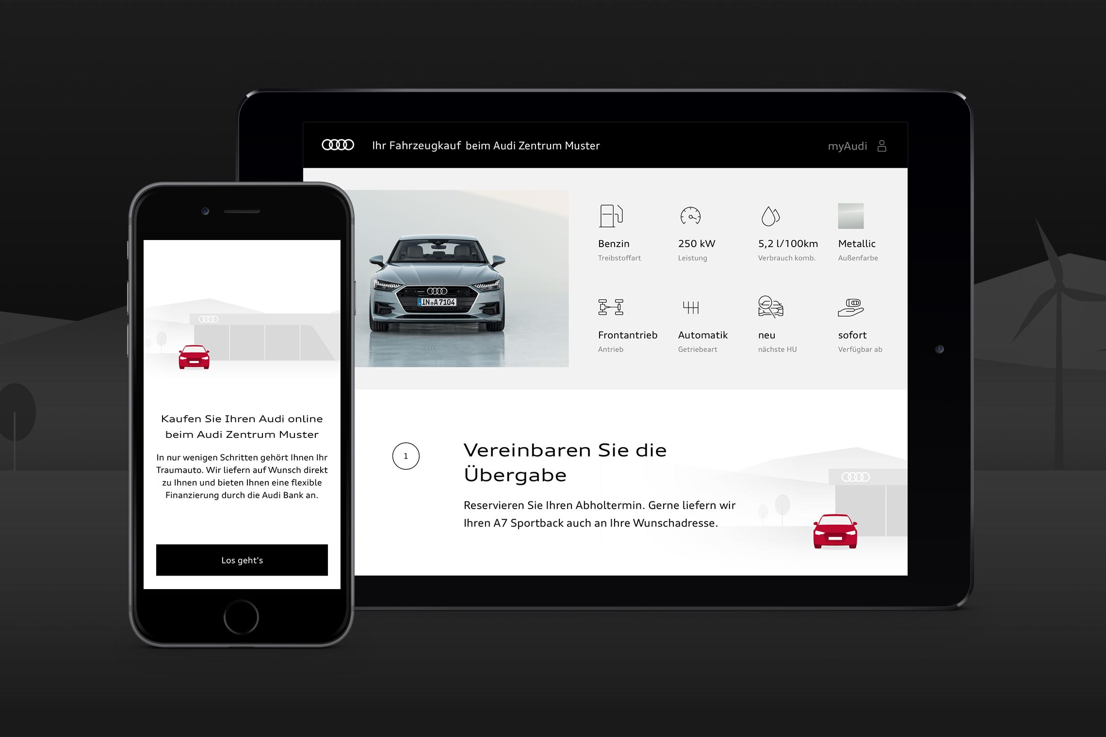 Audi Online Sales